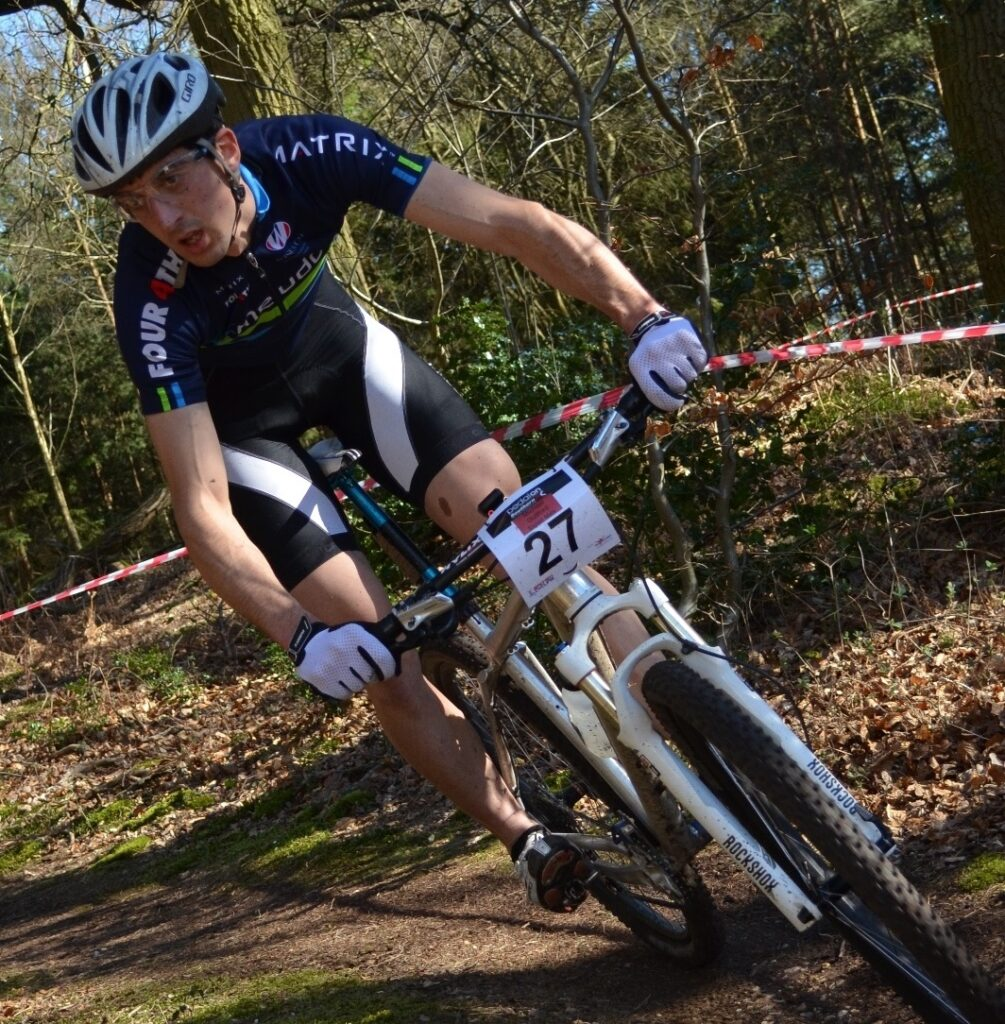 mountain bike XC racing