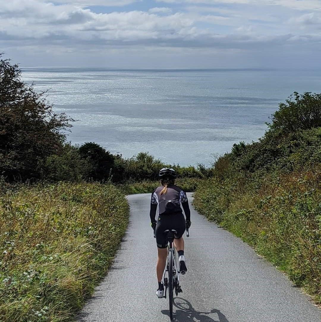 road cycling training